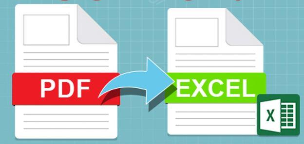 Cara Merubah File PDF Ke File Microsoft Excel Dengan Cepat Dan Mudah