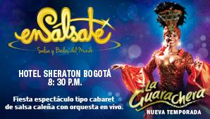 ENSALSATE: Salsa y Bailes del mundo presenta La Guarachera en Bogotá