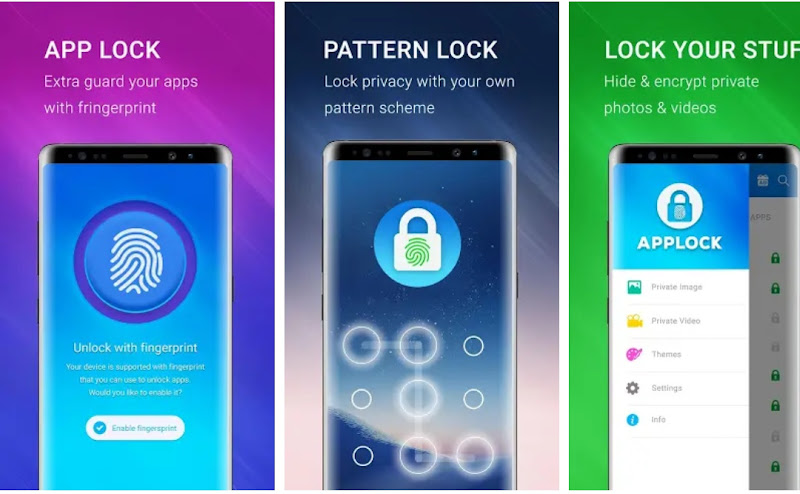 AppLock fingerprint pro paid android app free download