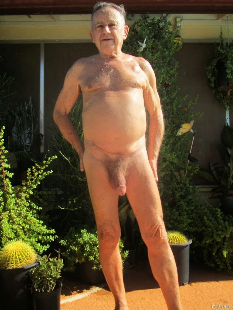 Big Grandpa Dick