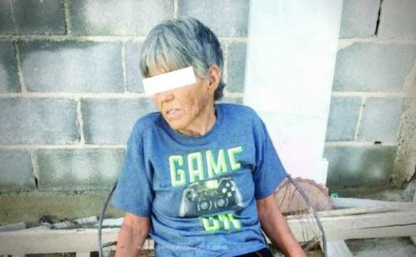 En Coahuila, mujer abraza el cadáver de su esposo durante tres días