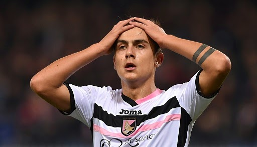 Juventus closing on Paulo Dybala deal