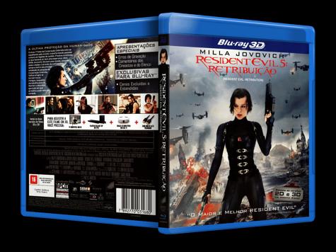 Resident Evil 5: Retribuição [2D-3D]