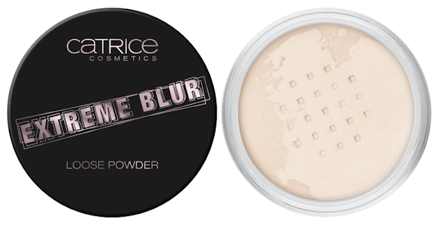 Catrice Blurred Lines - Extreme Blur Loose Powder