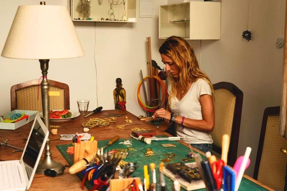 emprendedores, trabajar en casa, artesanas, manualistas, trabajo