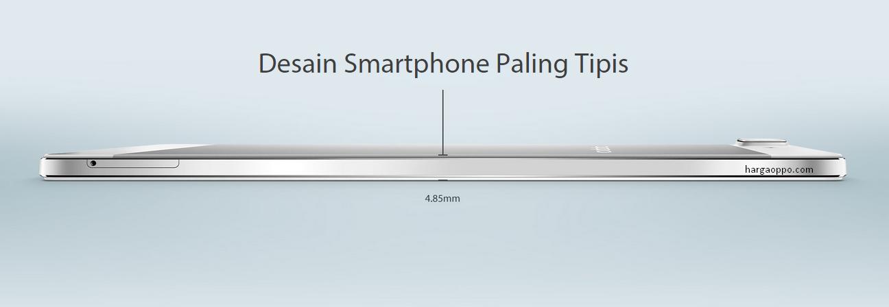 Spesifikasi Oppo R5 R8106 Terbaru