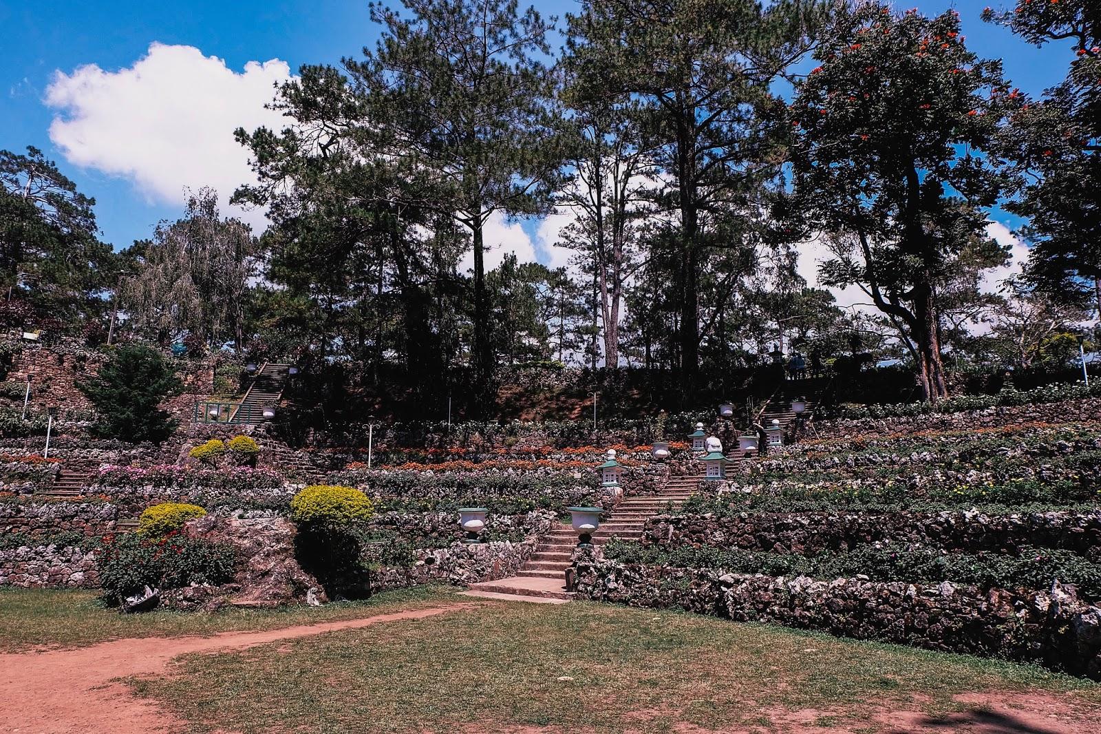 Baguio 2017 」 Lourdes Grotto, Diplomat Hotel and Camp John