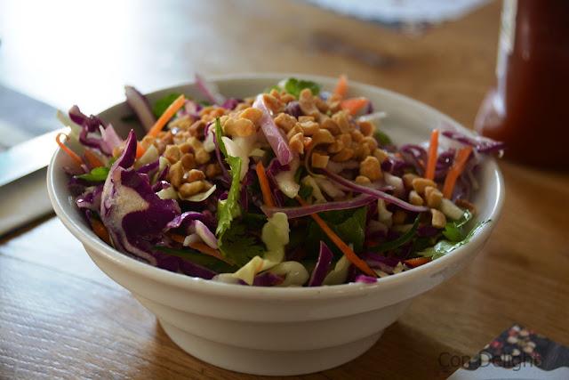 סלט אסייתי asian salad