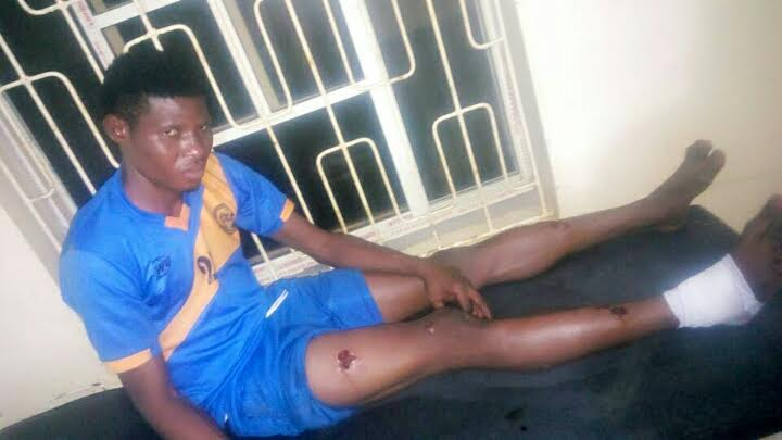 Robbers attack Osun Utd players, officials