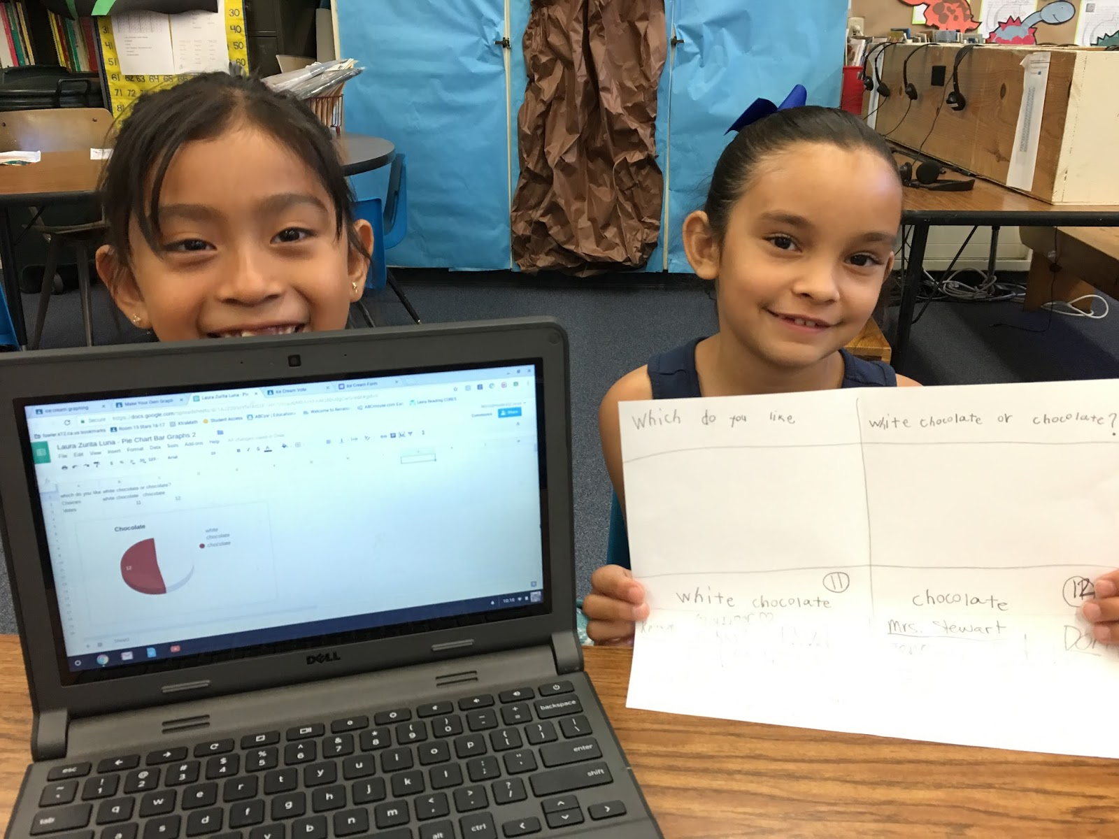 Empowering Our Littlest Learners Spreadsheet Fun In First Grade