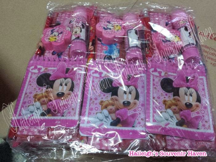 Minnie mouse giveaways divisoria gowns