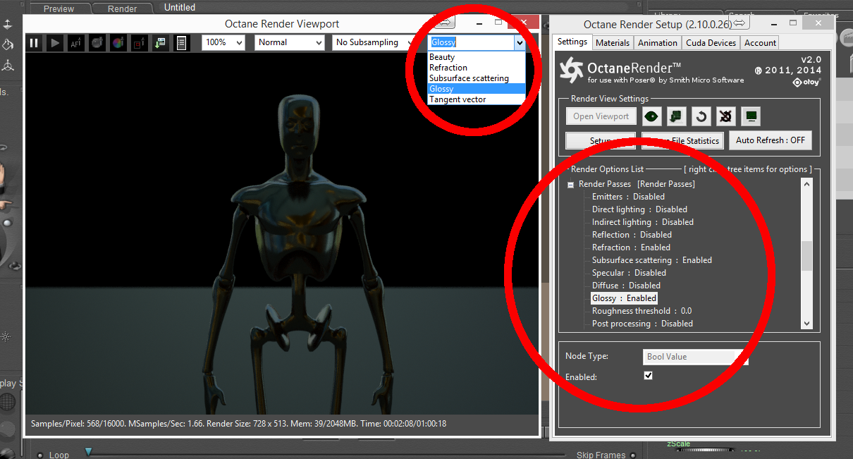 Physicalc Software Blog: Octane 2 10 Released