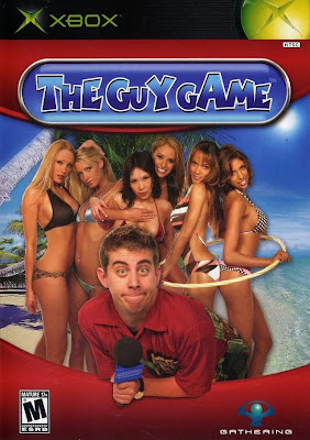 The Guy Game Xbox Cover Art
