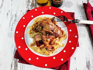 Пиле Милано - рецепта