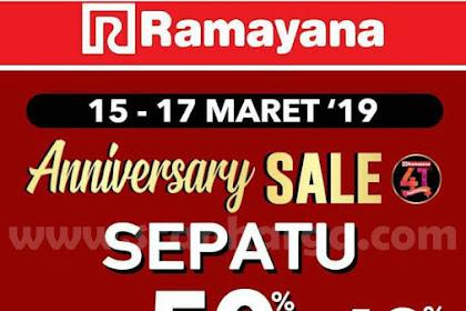 Promo Katalog Ramayana Jsm Weekend Terbaru 22 - 24 Maret 2019
