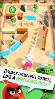 Download Angry Bird Action v2.6.2 Apk Screenshot 2