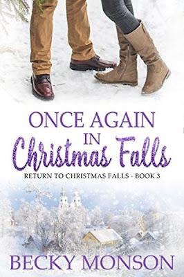 Heidi Reads... Once Again in Christmas Falls by Becky Monson