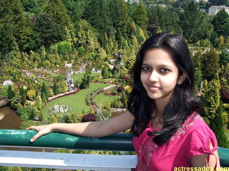 Cute North India College Girl Photo-2192