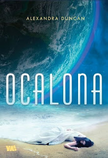 "#109 Recenzja książki ""Ocalona"" Alexandry Duncan"