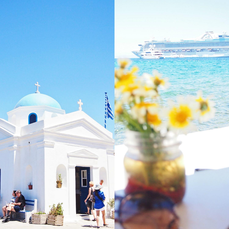 Mykonos, Greece - Celebrity Cruise Vacation