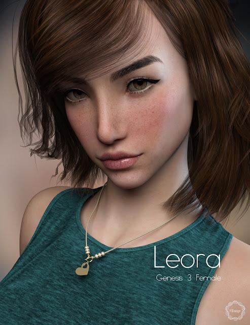 P3D Leora HD