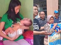 Anaknya Terlahir Cacat , Sampai Hati Seorang Suami Tinggalkan Istri dan Anaknya Hanya Karna Malu...