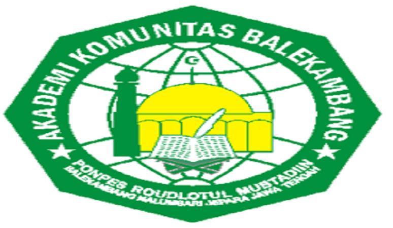PENERIMAAN MAHASISWA BARU (AKB) 2018-2019 AKADEMI KOMUNITAS BALEKAMBANG
