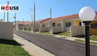 Casas com 109m², 03 dormitórios, em condomínio - Fazenda Rio Grande