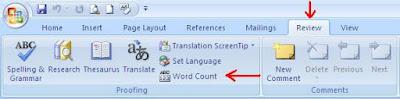 Cara Mudah Menghitung Jumlah Kata