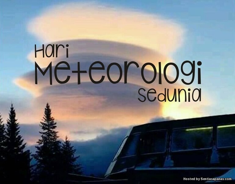 Sambutan Hari Meteorologi Sedunia, World Meteorological day