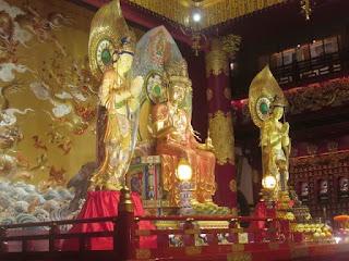 Budha Tooth Relic Singapura