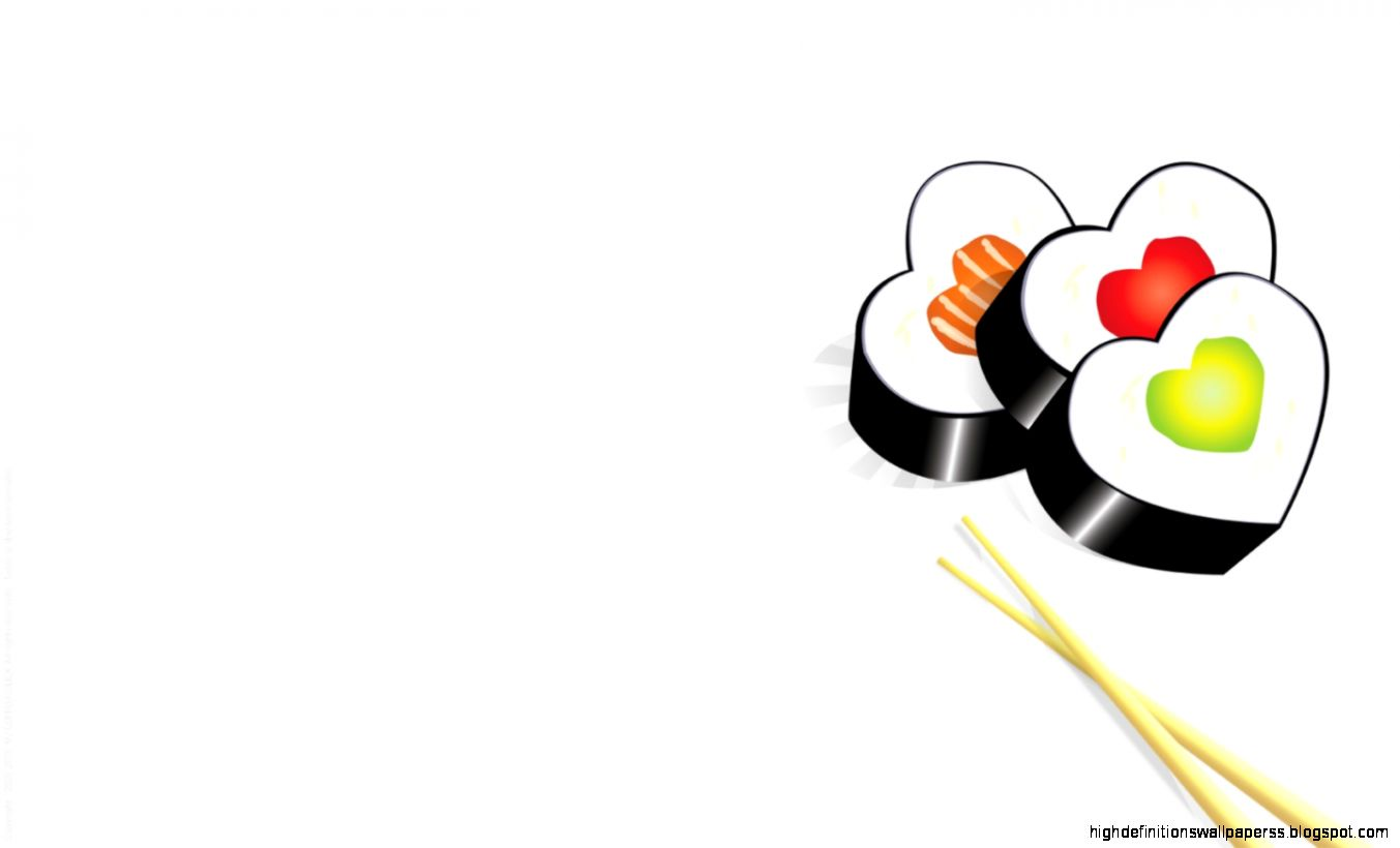 Sushi Love Hd Wallpaper High Definitions Wallpapers