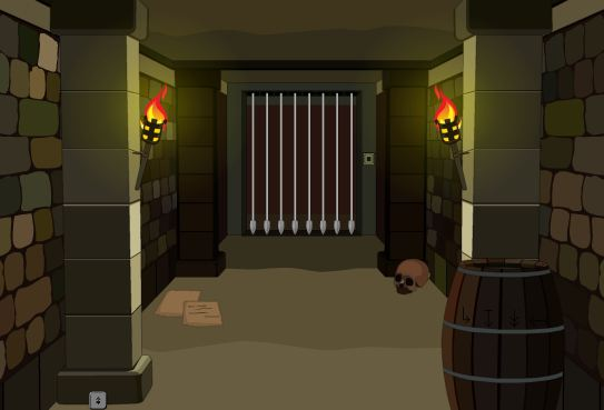 Play TollFreeGames Dungeon Escape