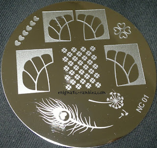 Review-Nail-Craze-01-Stamping-Plate