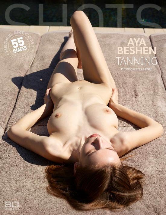 Aacjgre-Arj 2014-06-08 Aya Beshen - Tanning 07110