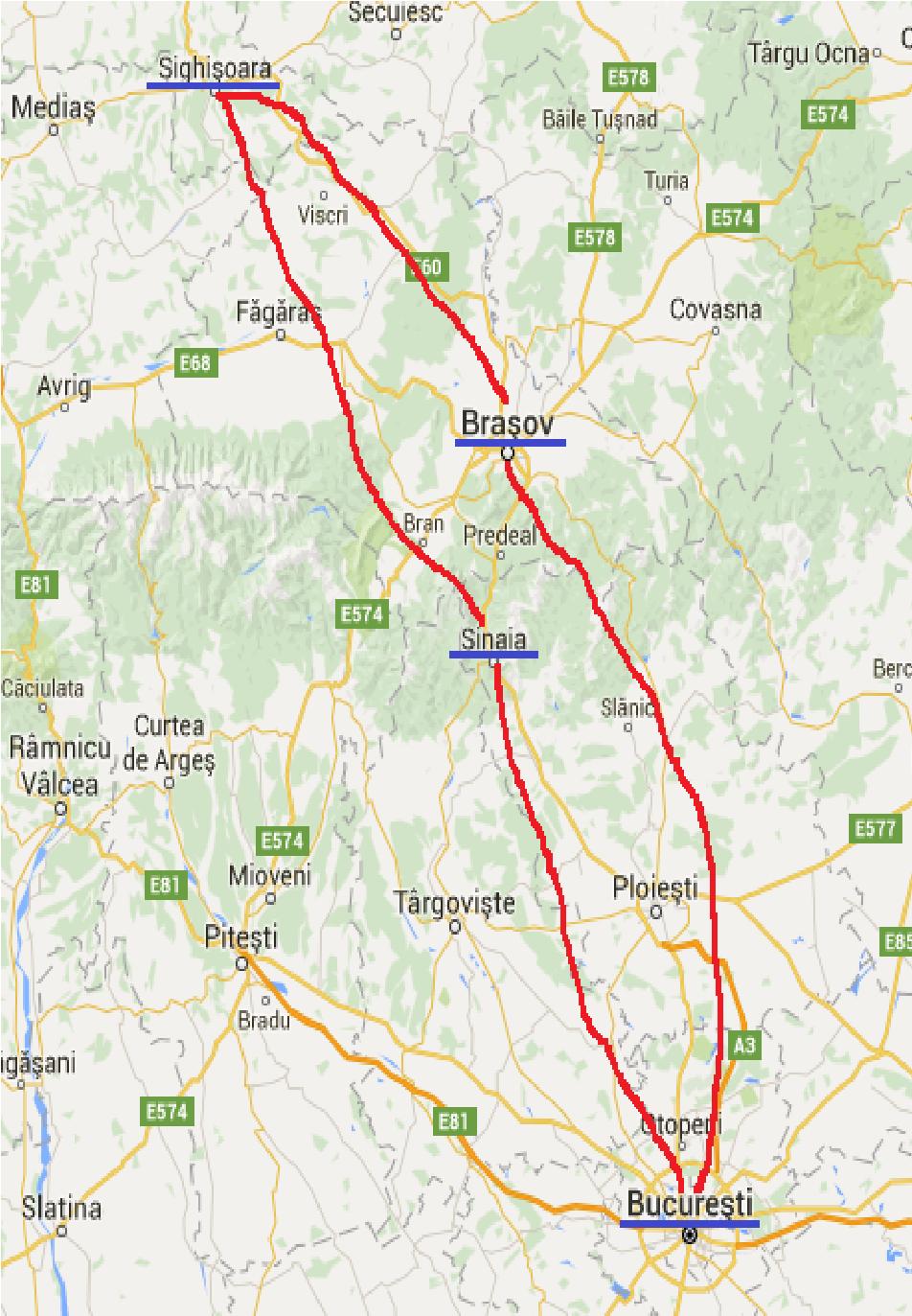 Transilvania Romania Cartina.Il Giroviaggio Romania Tour Della Transilvania Parte 1 Bucarest Sinaia