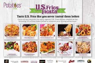 US Fries Fiesta 2017