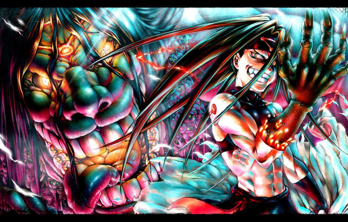 Fullmetal Alchemist Brotherhood Wallpaper Wallpapers Sinaga