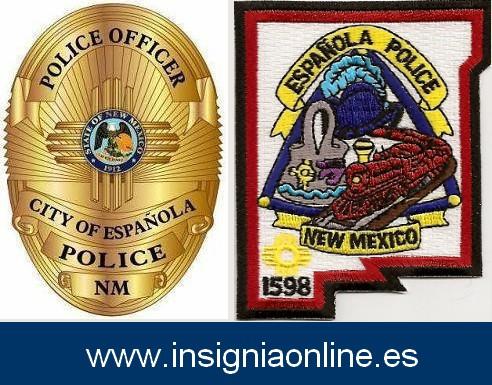 4302eef8e INSIGNIA Y EMBLEMA DE LA POLICÍA DE LA