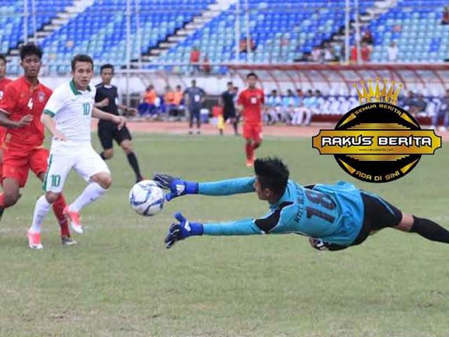 Usai Jadi Topskor Piala AFF U-18 Egy Maulana Girang