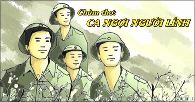 TOP Thơ Về Lính, +102 Bài Thơ Ca Ngợi Người Lính Hay Nhất
