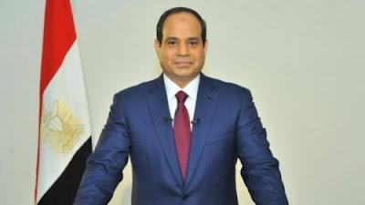"""الرئيس """"عبد الفتاح السيسي"""""""