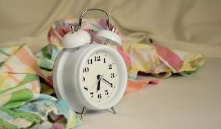 svegliarsi senza sveglia