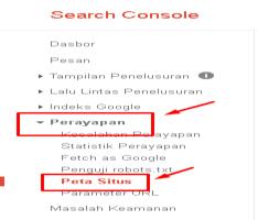 Blog ke Bing dan Google Webmaster Tools Artikel SEO √ Tutorial Cara SUBMIT SITEMAP (Peta Situs) Blog Ke Bing dan Google