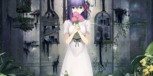 Fate/Stay Night : Heaven's Feel, Actu Ciné, Cinéma, Ufotable,