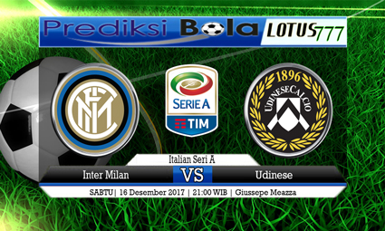 PREDIKSI SKOR Inter Milan vs Udinese 16 Desember 2017