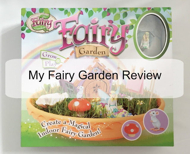 my fairy garden review