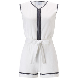 Lola playsuit, $185 from Laura Manara