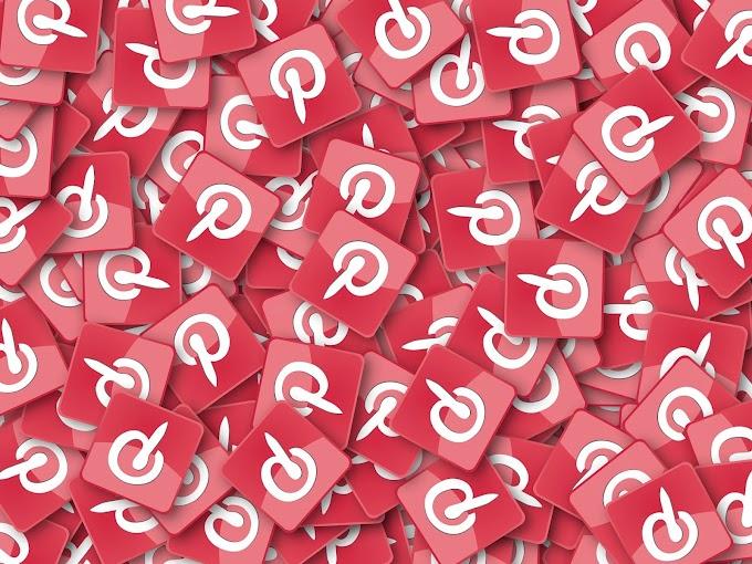 إضافة زر pinterest على بلوجر لمشاركة الصور.