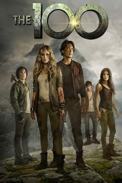 Capa de The 100